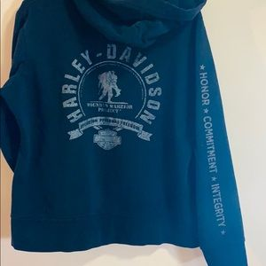Harley-Davidson | Wounded Warrior Project Hoodie